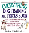 Everything Dog Training and Tricks Book